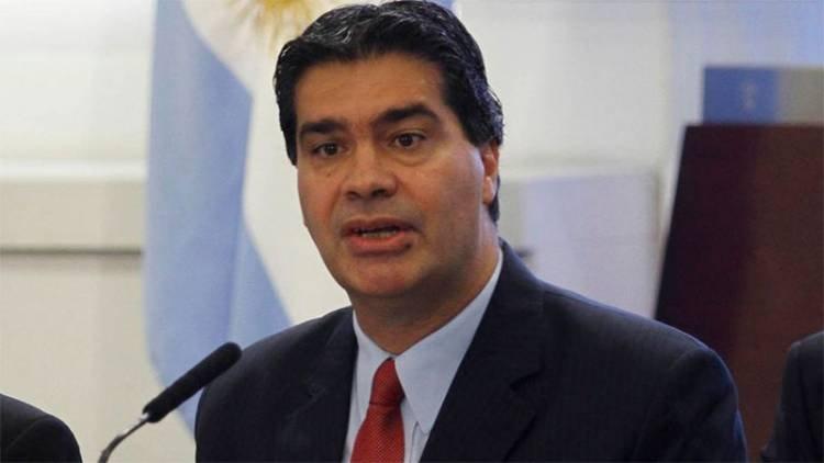 ELECCIONES: CAPITANICH VOLVERÁ A SER GOBERNADOR EN CHACO