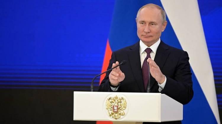 RUSIA: VLADIMIR PUTIN ANUNCIÓ QUE SU PAÍS POSEE ARMAS QUE OTROS PAÍSES NO TIENEN