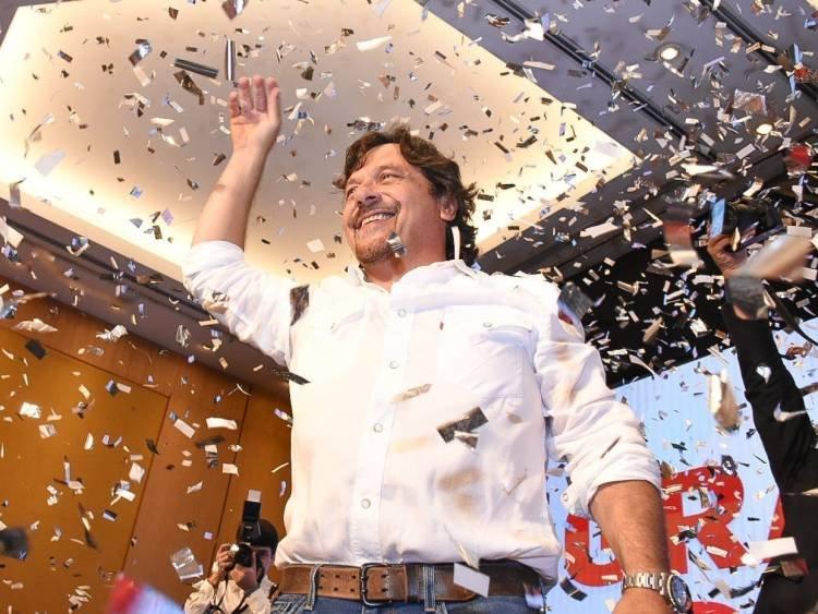 ELECCIONES EN SALTA: GUSTAVO SÁENZ SE IMPUSO POR AMPLIA MAYORÍA Y ES EL NUEVO GOBERNADOR