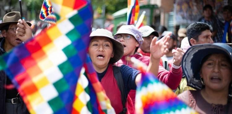 TRAS LA RENUNCIA DE EVO MORALES: EL MARTES TRATARÁ DE SESIONAR LA ASAMBLEA LEGISLATIVA DE BOLIVIA PARA CONVOCAR A ELECCIONES