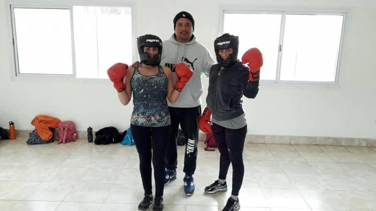 YA SE ENCUENTRAN ABIERTAS EN SALTA LAS INSCRIPCIONES PARA LA ESCUELA DE BOXEO FEMENINO