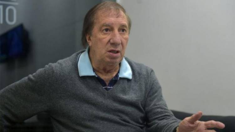 CARLOS SALVADOR BILARDO DIO POSITIVO EN CORONAVIRUS