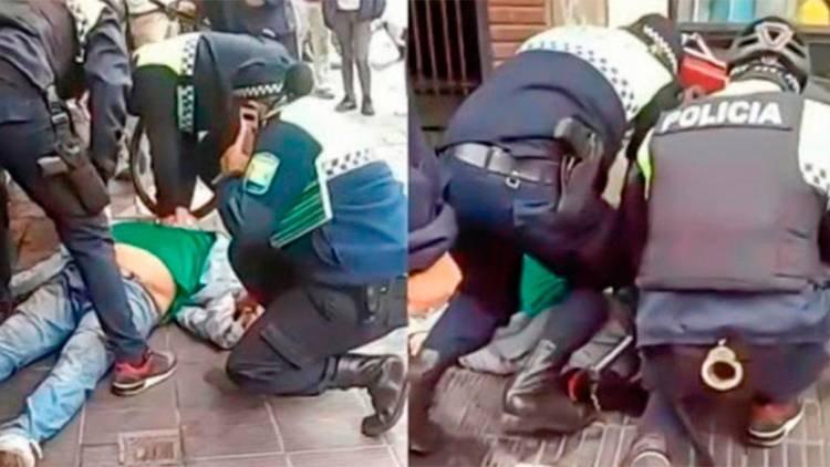 SE INVESTIGA EN TUCUMÁN CÓMO MURIÓ ASFIXIADO UN HOMBRE MIENTRAS ERA DETENIDO POR LA POLICÍA