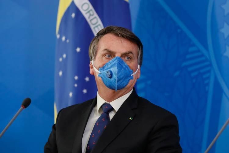 BRASIL: JAIR BOLSONARO SIGUE CON CORONAVIRUS TRAS REALIZARSE UN NUEVO TEST