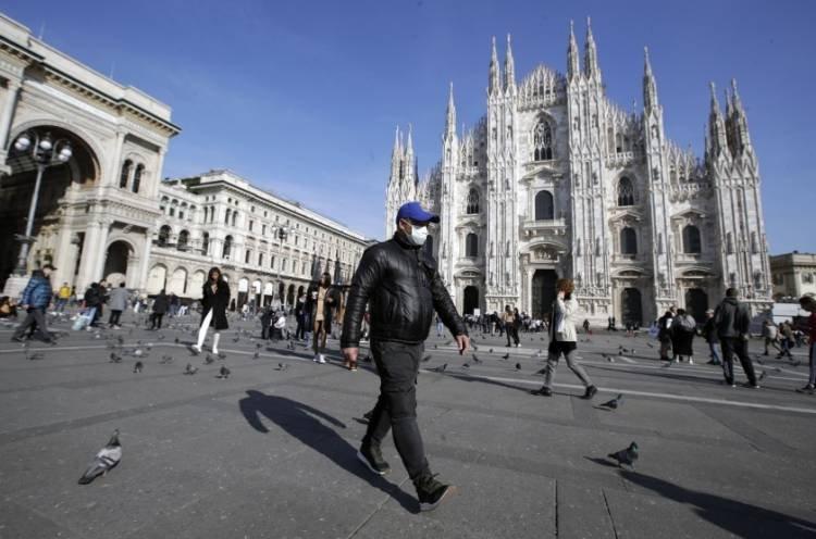 ITALIA: UN HOMBRE DIO 15 VECES POSITIVO PARA COVID-19 EN LOS ÚLTIMOS TRES MESES