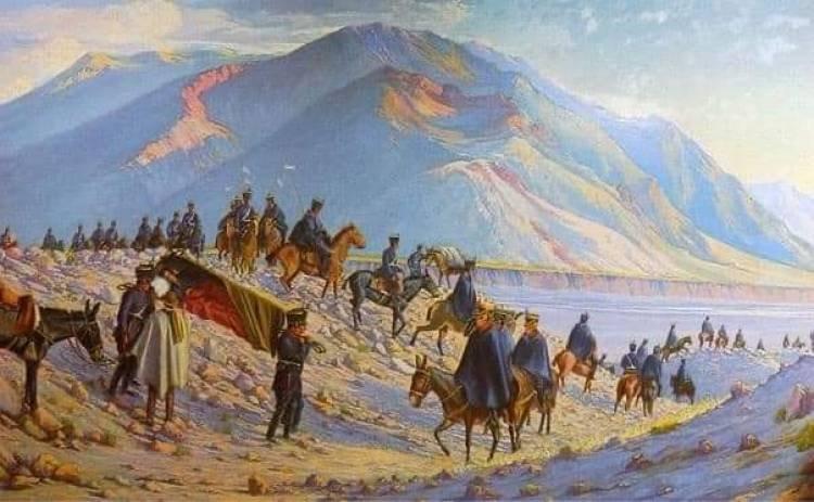 LA HISTORIA DE LOS SESENTA GRANADEROS