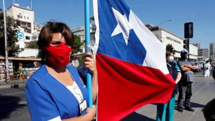 CHILE SUPERÓ LOS 11.000 FALLECIDOS POR COVID-19 TRAS REGISTRAR AYER 82 MUERTES