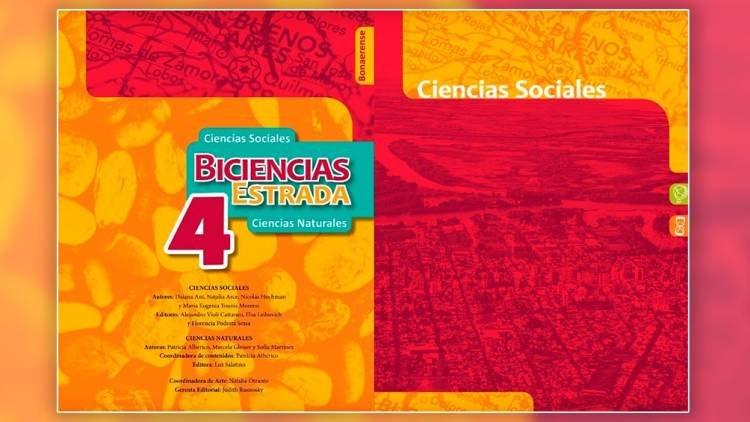 POLÉMICA Y QUEJA POR UN MANUAL ESCOLAR DE CIENCIAS SOCIALES Y NATURALES QUE OMITE AL PUEBLO MAPUCHE