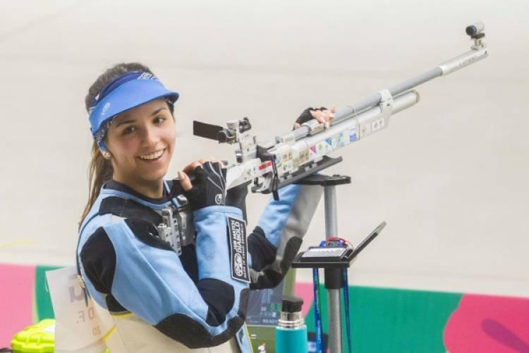 JUEGOS OLÍMPICOS: EN TIRO, FERNANDA RUSSO NO PUDO ACCEDER A LA FINAL